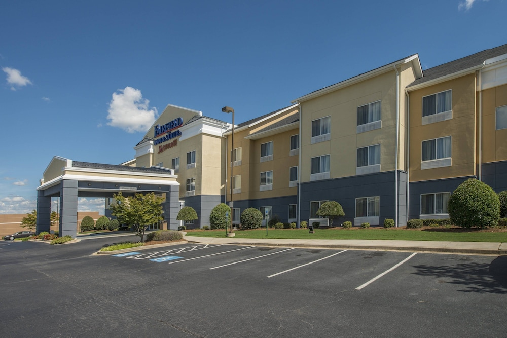 Pleasant Fairfield Inn Suites By Marriott Greenwood In Greenwood Beutiful Home Inspiration Ommitmahrainfo