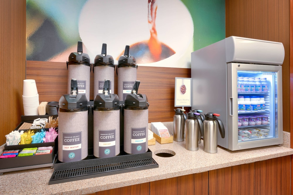 Coffee Service, Fairfield Inn and Suites by Marriott Idaho Falls