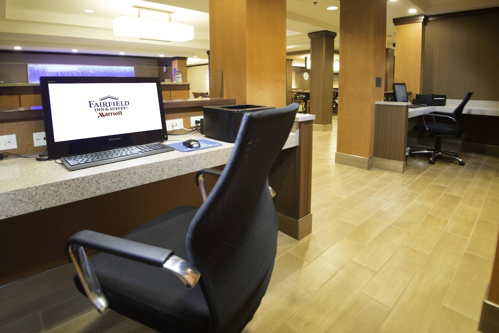 Business Center, Fairfield Inn and Suites by Marriott Idaho Falls