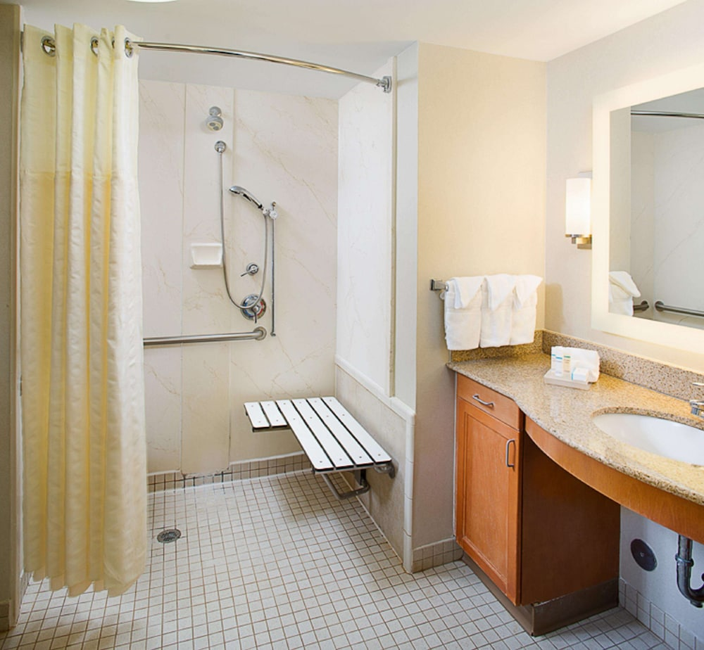 Bathroom, Homewood Suites ClevelandSolon