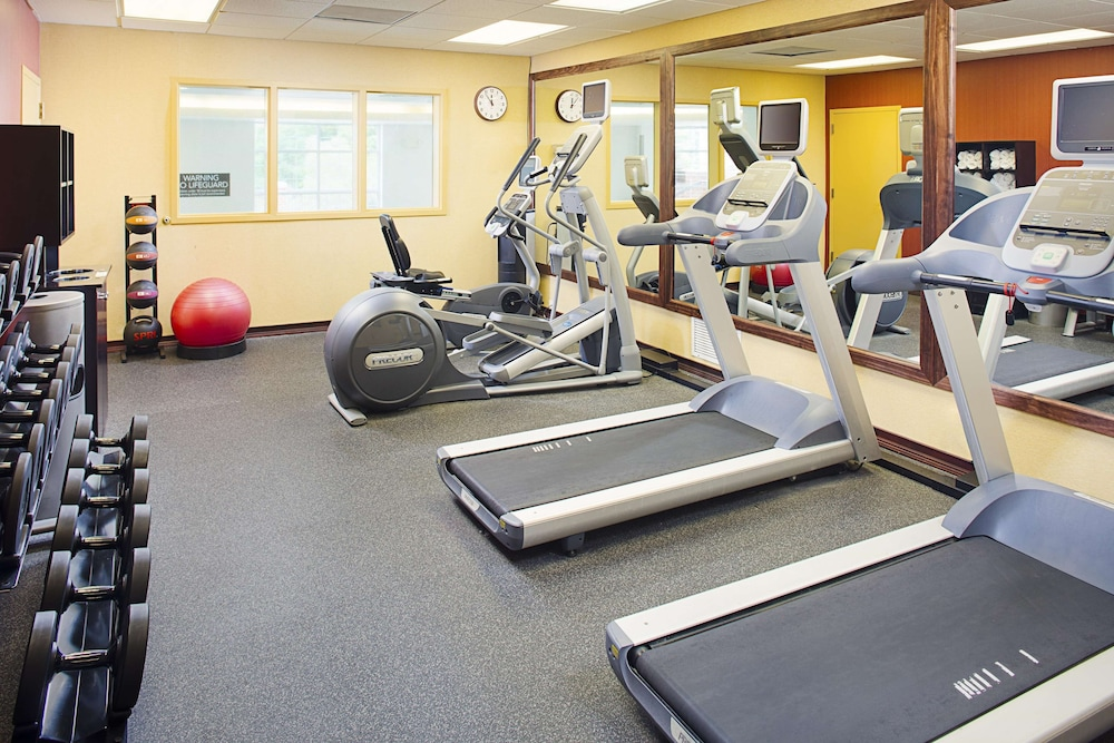 Fitness Facility, Homewood Suites ClevelandSolon