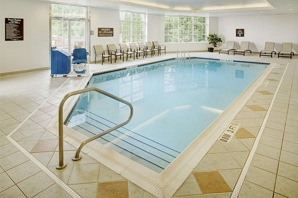 Pool, Homewood Suites ClevelandSolon