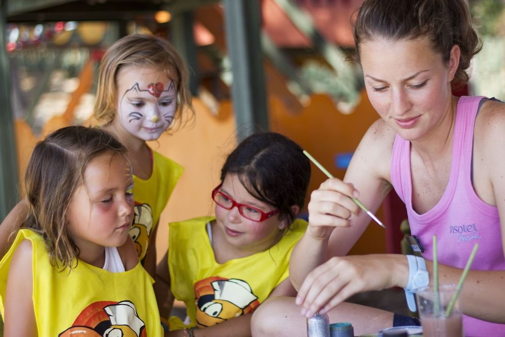 Children's Activities, Insotel Club Maryland - All Inclusive