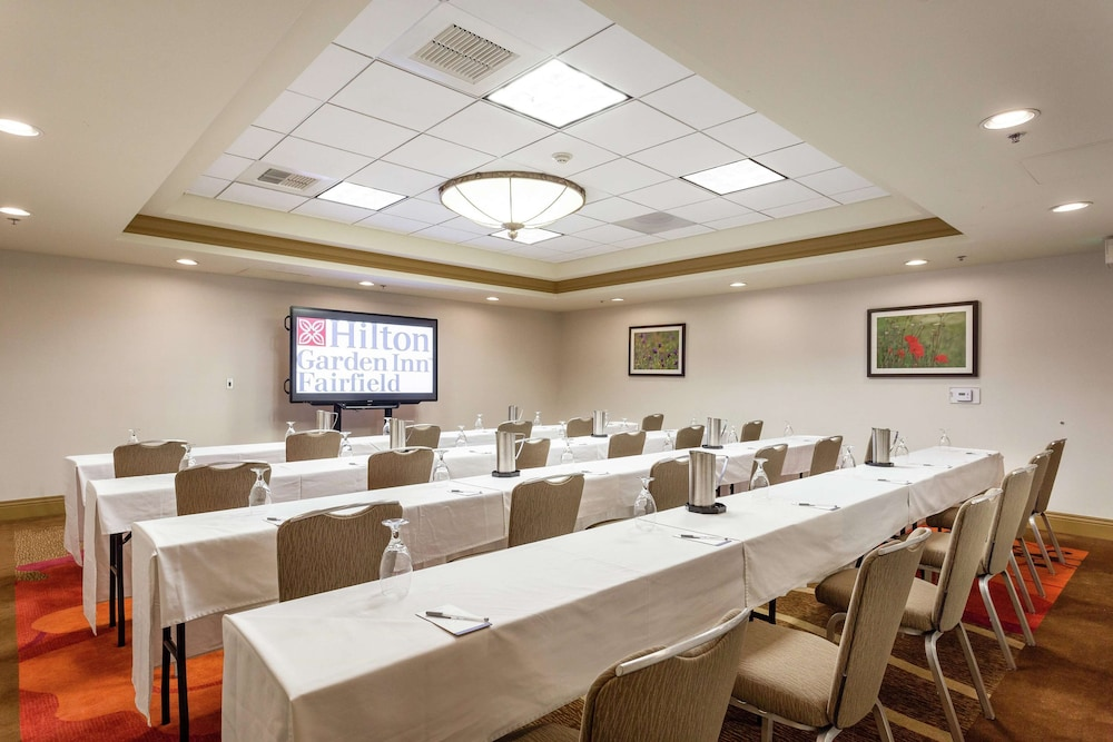 Meeting Facility, Hilton Garden Inn Fairfield