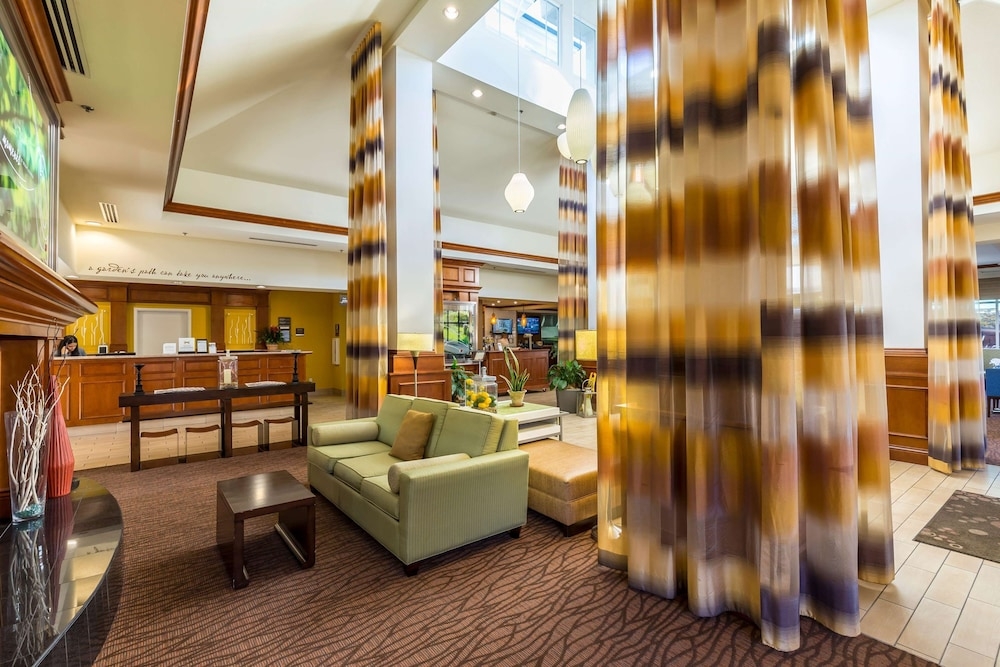 Reception, Hilton Garden Inn Fairfield