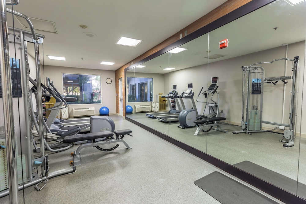 Fitness Facility, Hilton Garden Inn Fairfield