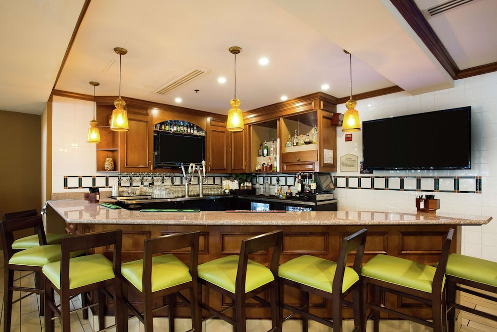 Bar, Hilton Garden Inn Fairfield