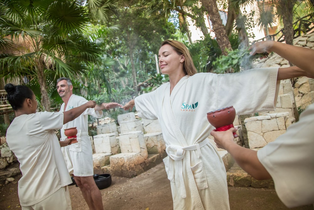 Spa Treatment, Sandos Playacar All Inclusive