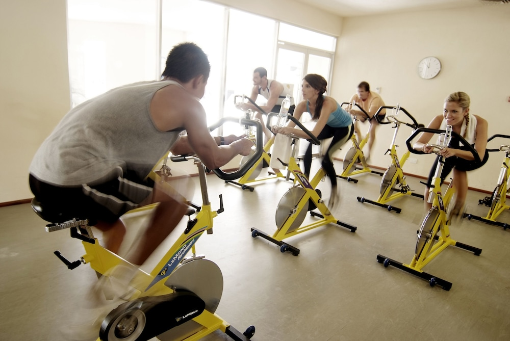 Fitness Facility, Sandos Playacar All Inclusive