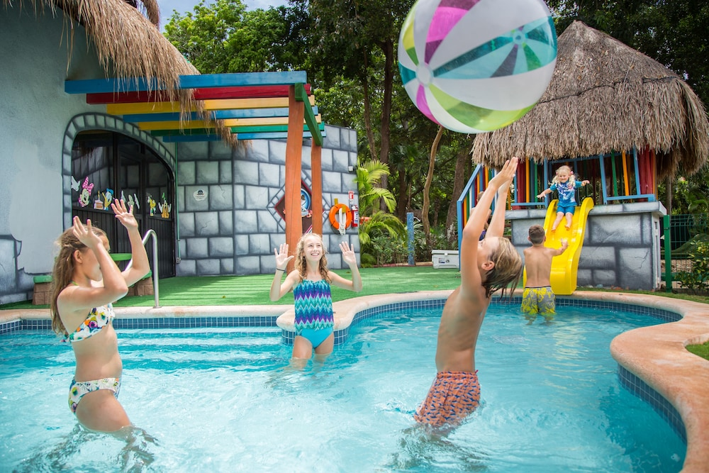 Children's Pool, Sandos Playacar All Inclusive