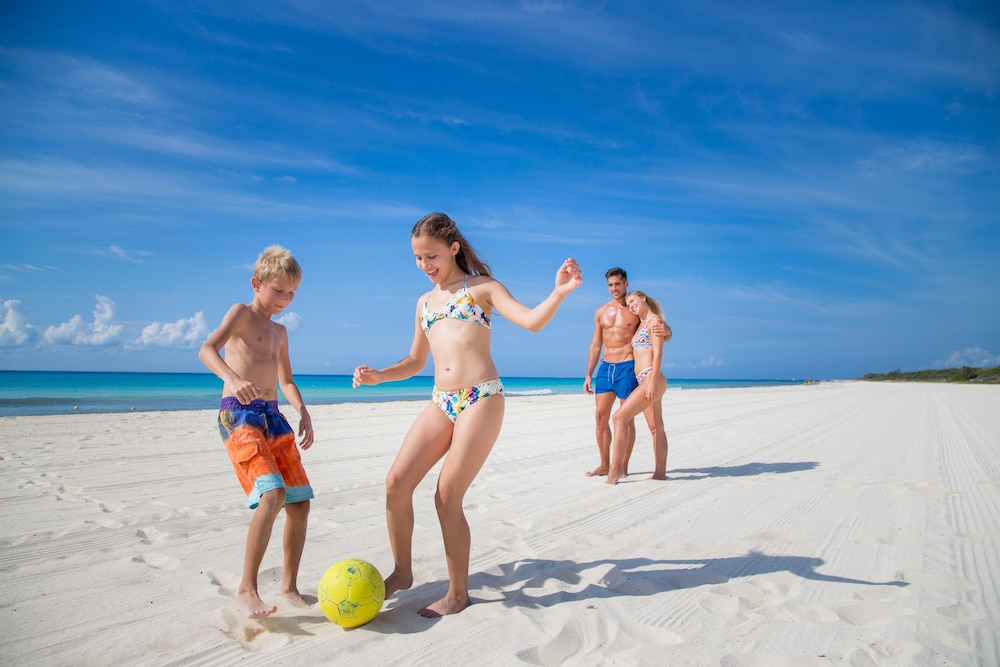 Children's Activities, Sandos Playacar All Inclusive