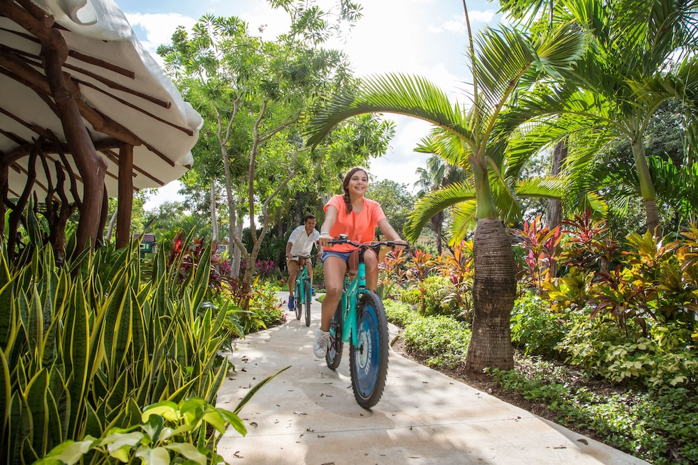 Bicycling, Sandos Playacar All Inclusive