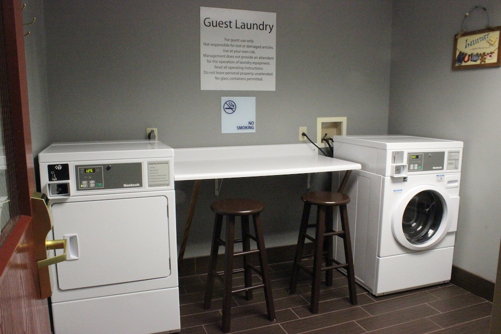 Laundry, Holiday Inn Express Hanover, an IHG Hotel
