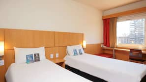 In-room safe, desk, free cots/infant beds, free WiFi