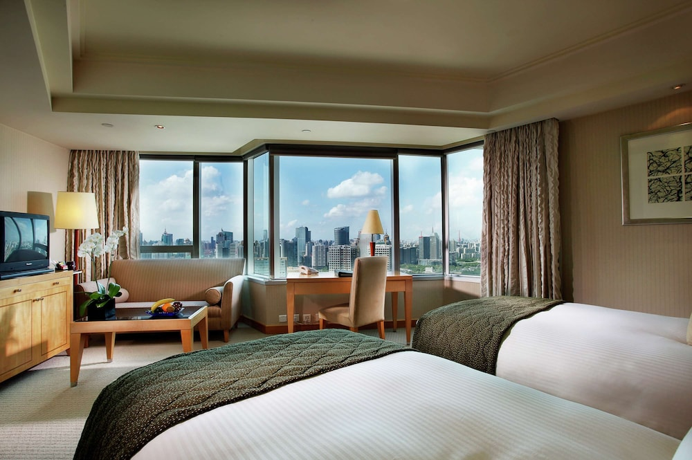 View from Room, DoubleTree by Hilton Hotel Shanghai - Pudong