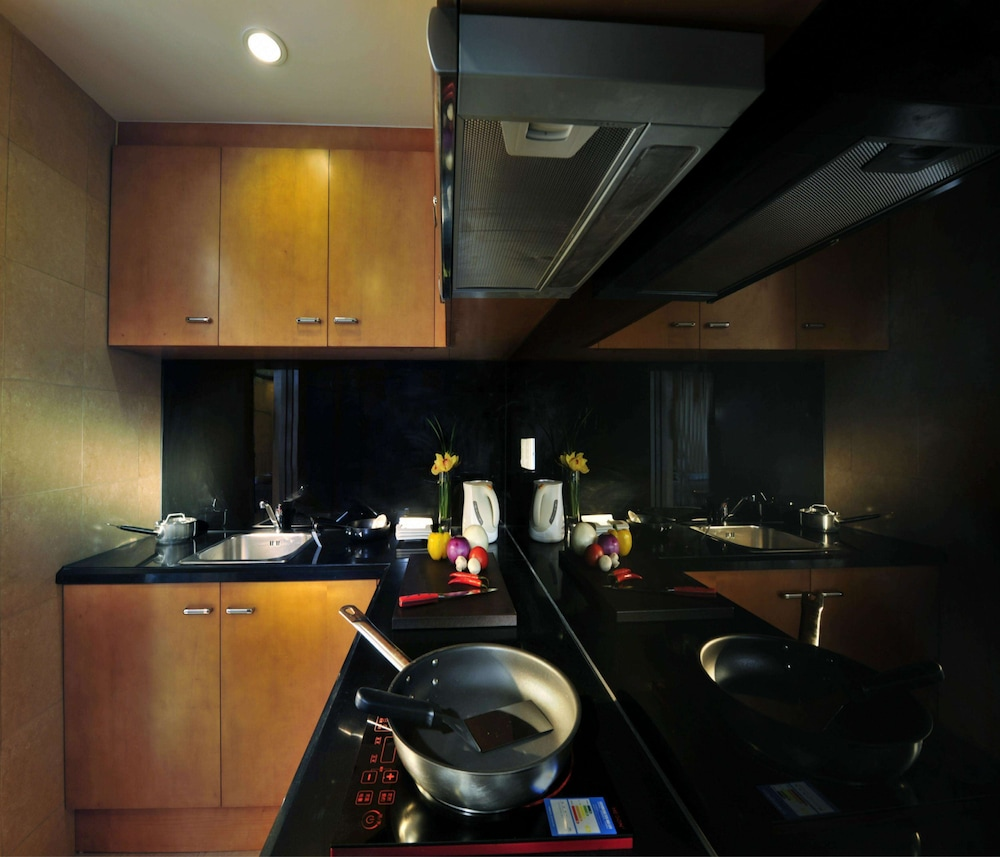 Private Kitchen, DoubleTree by Hilton Hotel Shanghai - Pudong