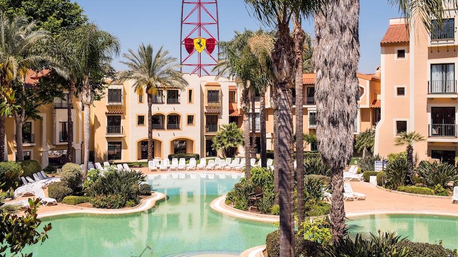 Hotel PortAventura - Theme Park Tickets Included