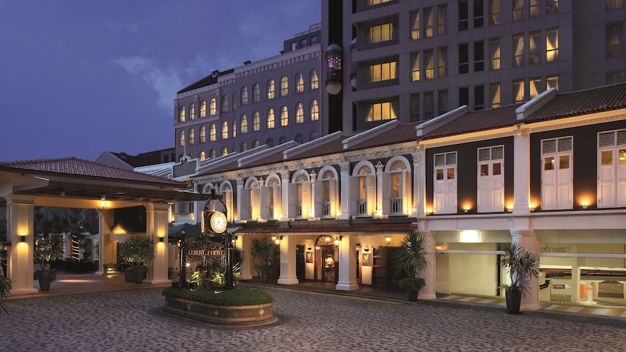 Village Hotel Albert Court by Far East Hospitality (SG Clean)