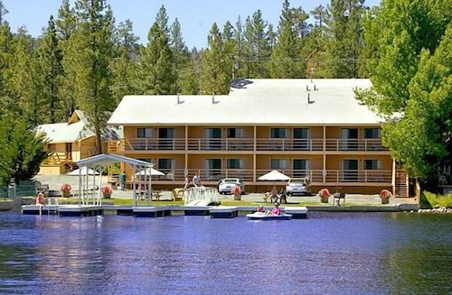 Featured Image, Big Bear Lakefront Lodge