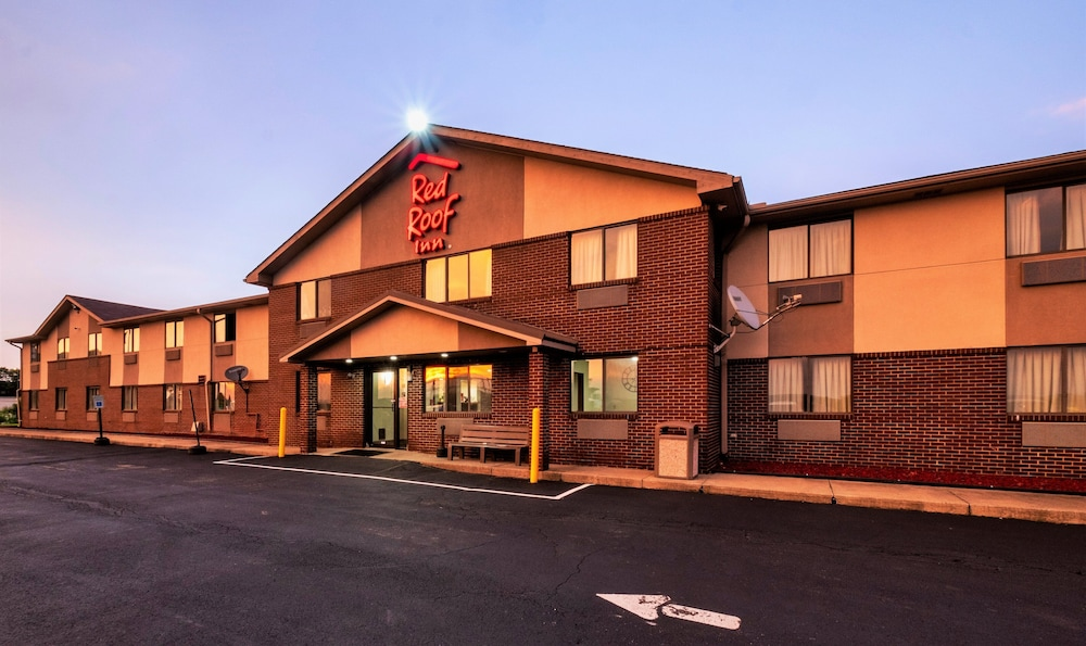Exterior, Red Roof Inn Greensburg