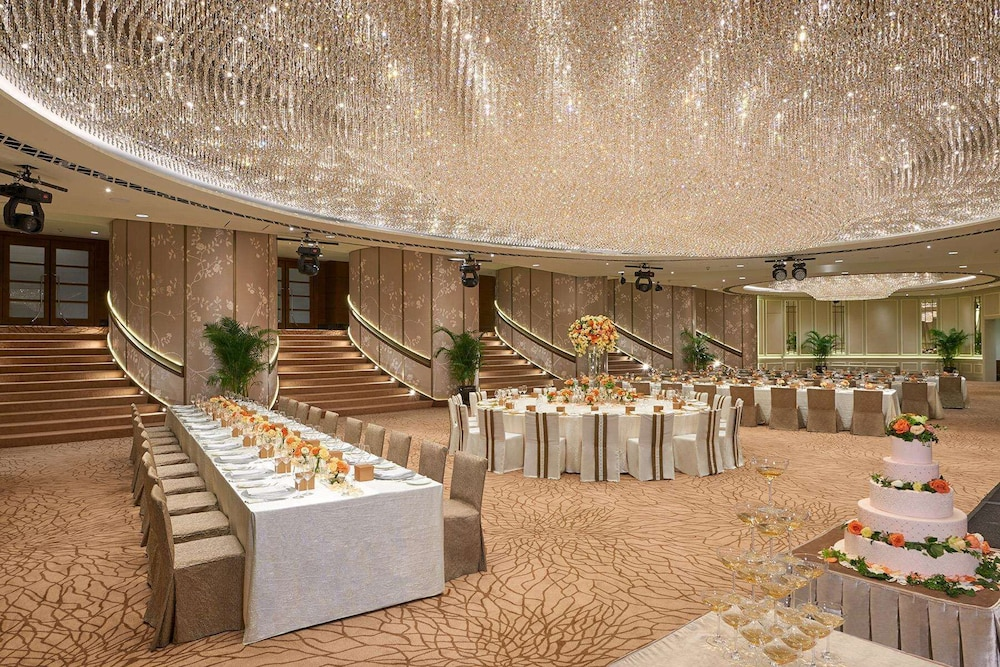 Indoor Wedding, The Fullerton Hotel Singapore