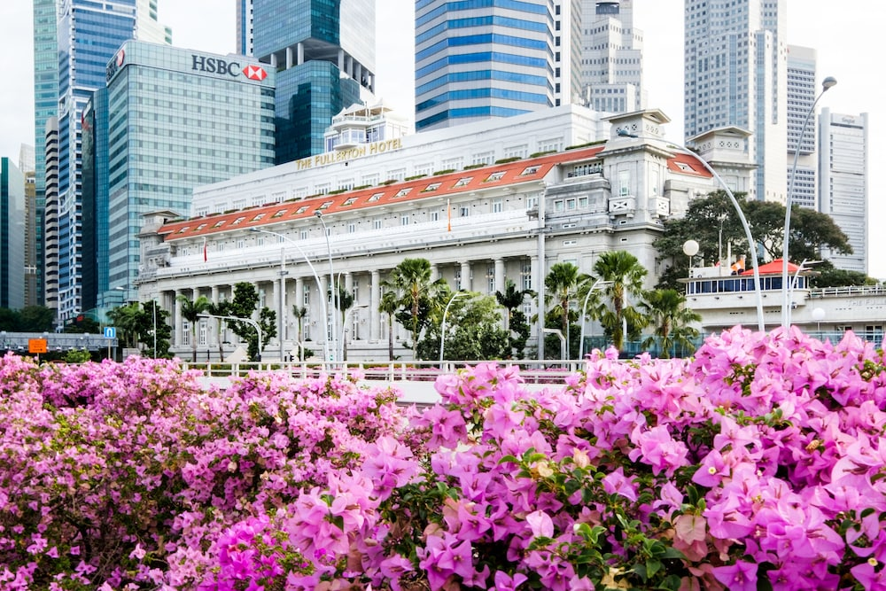 Featured Image, The Fullerton Hotel Singapore