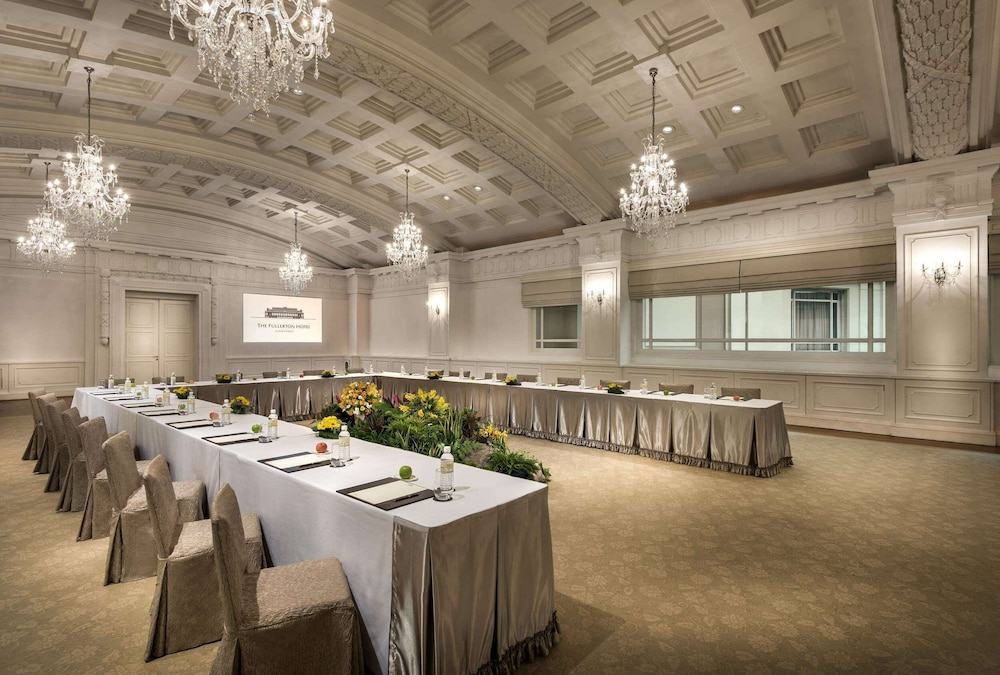 Meeting Facility, The Fullerton Hotel Singapore