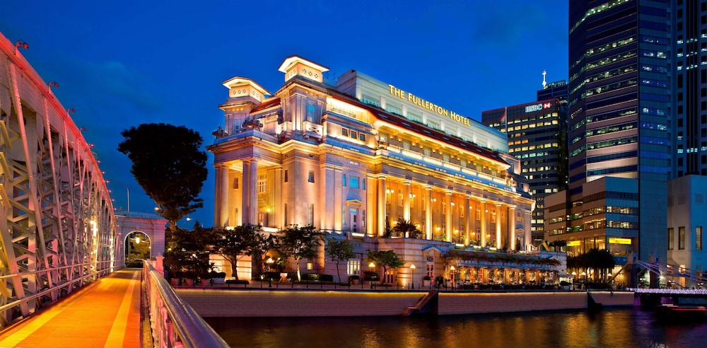 Exterior, The Fullerton Hotel Singapore