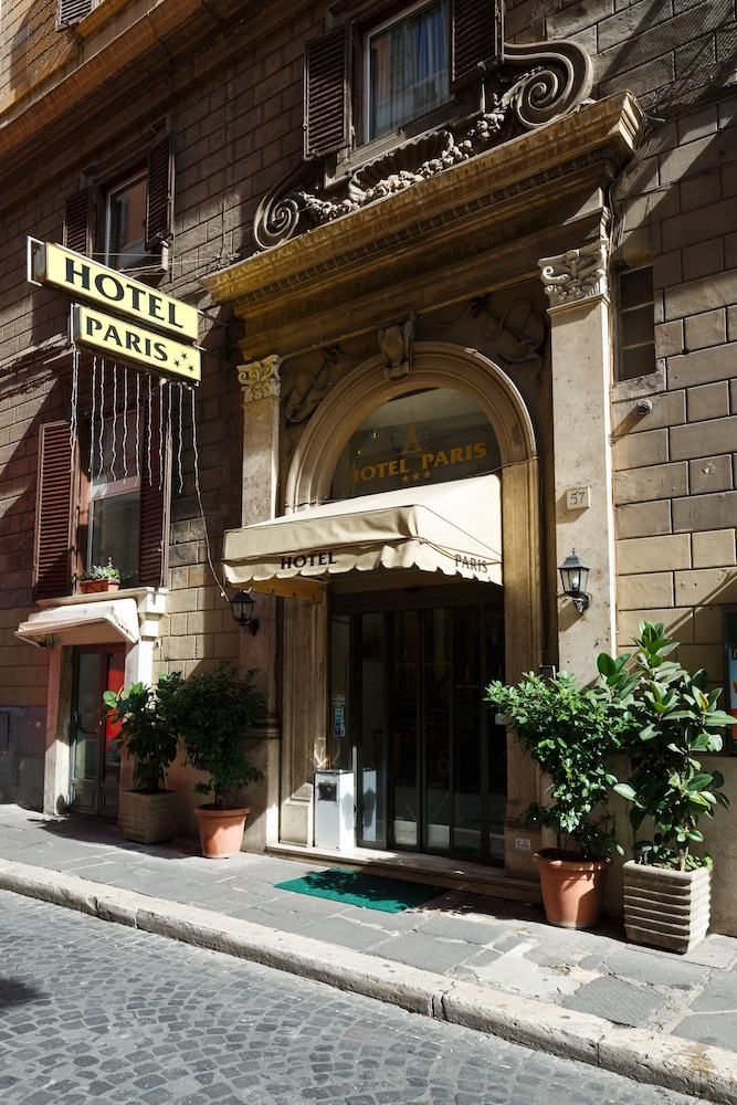 Hotel paris deals reviews rome ita wotif for Deal hotel france