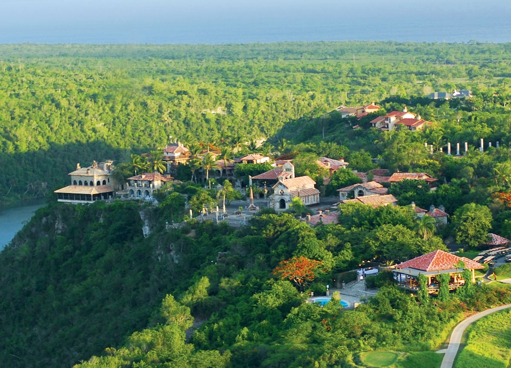 Aerial View, Casa de Campo Resort and Villas