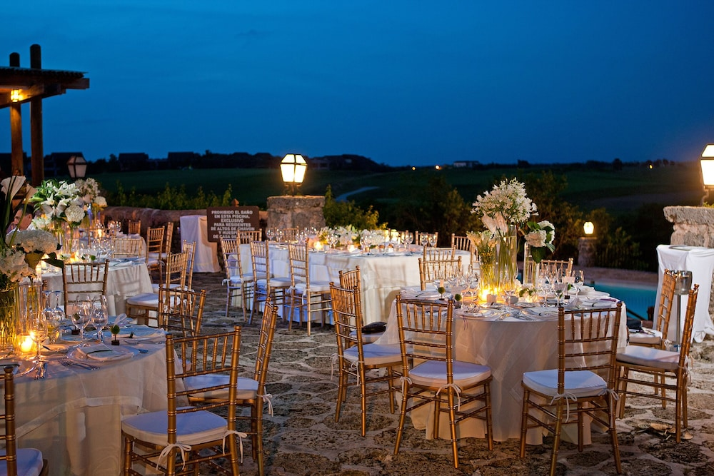 Outdoor Wedding Area, Casa de Campo Resort and Villas