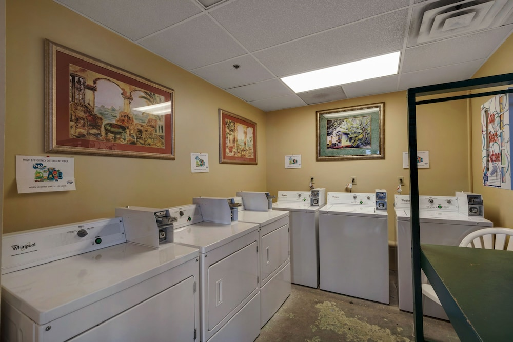 Laundry Room, Beachcomber By The Sea