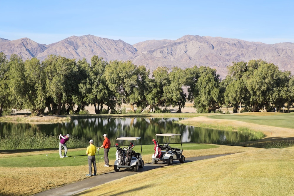 Golf, The Ranch at Death Valley – Inside the Park