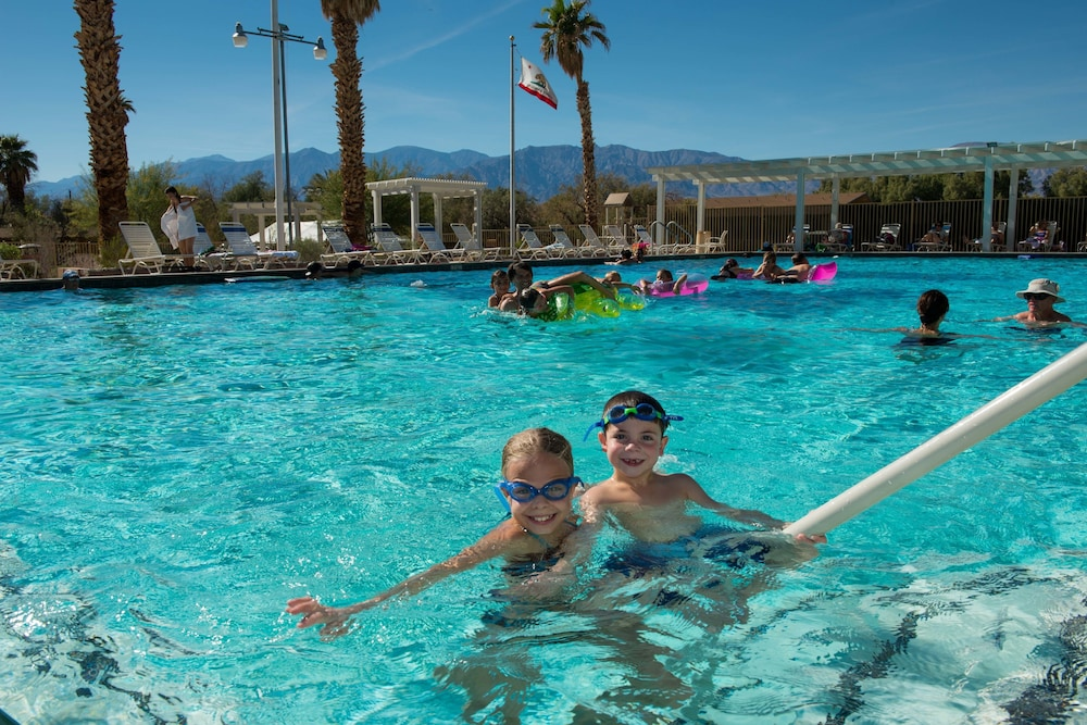 Outdoor Pool, The Ranch at Death Valley – Inside the Park