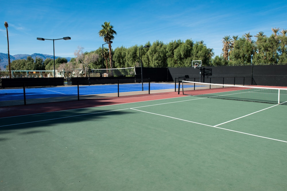 Sport Court, The Ranch at Death Valley – Inside the Park