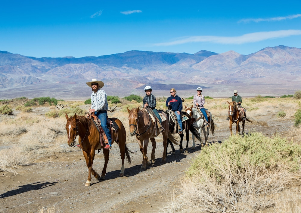 Horse Riding, The Ranch at Death Valley – Inside the Park