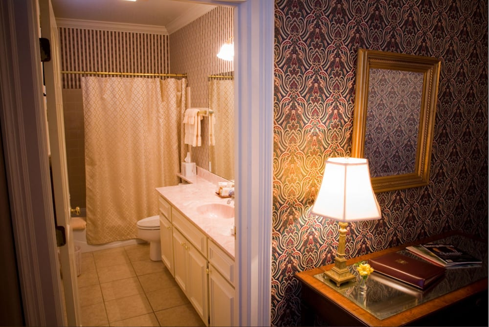 Bathroom, 1842 Inn