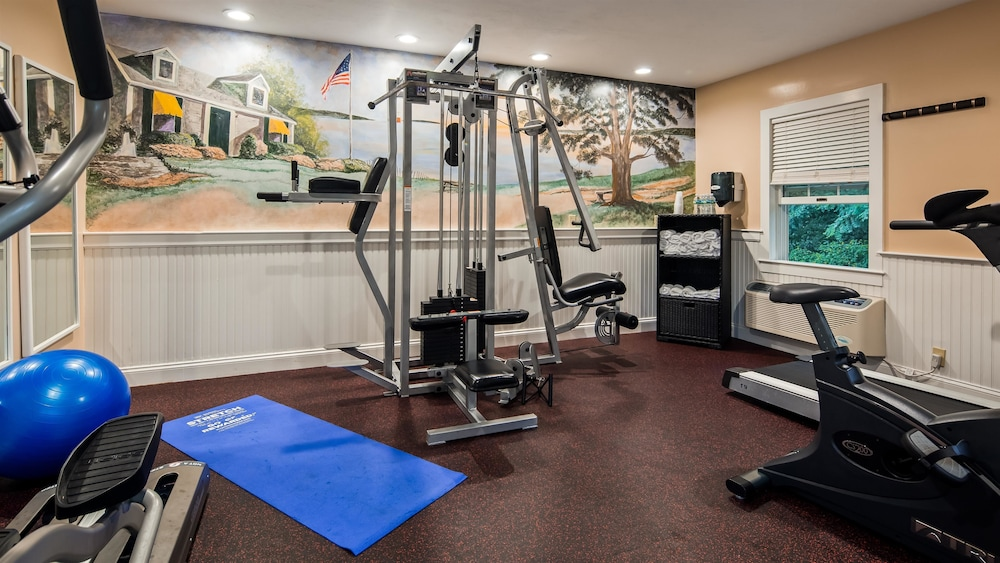 Fitness Facility, Best Western Plus Cold Spring