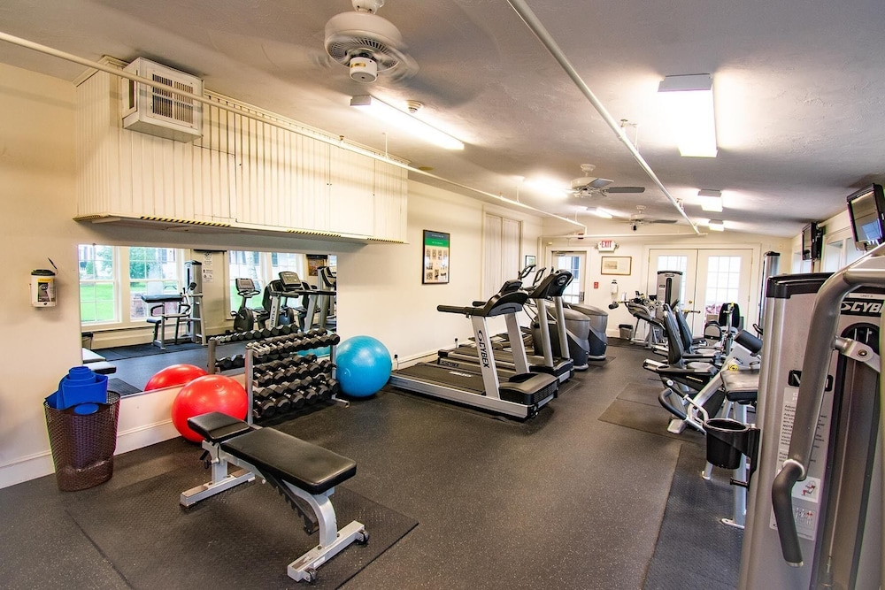 Gym, Eastern Slope Inn Resort