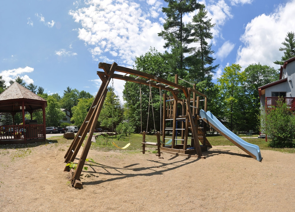 Children's Play Area - Outdoor, Attitash Mountain Village
