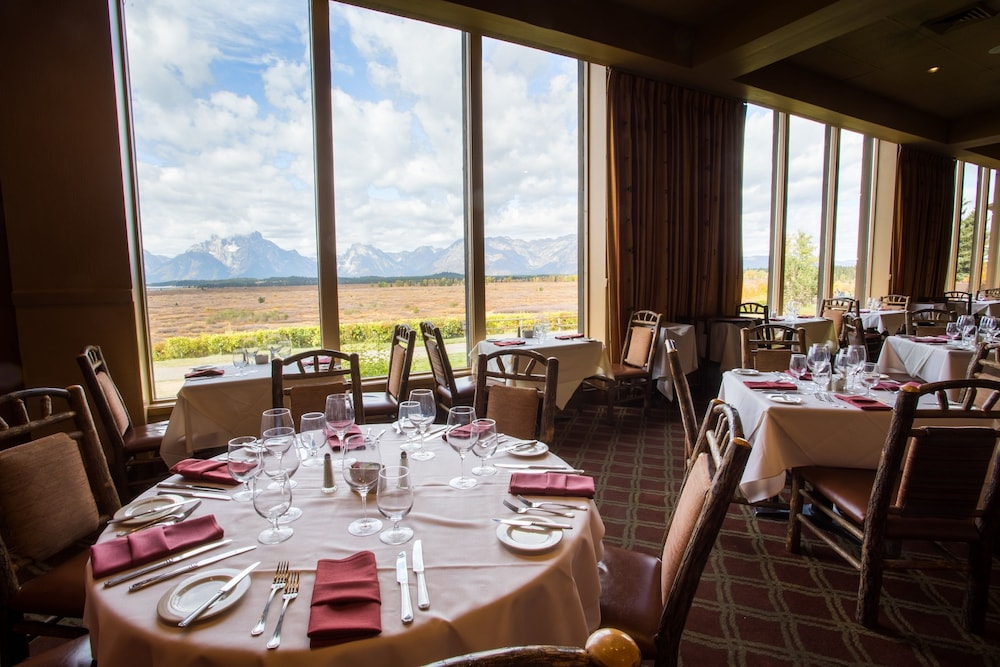 Restaurant, Jackson Lake Lodge