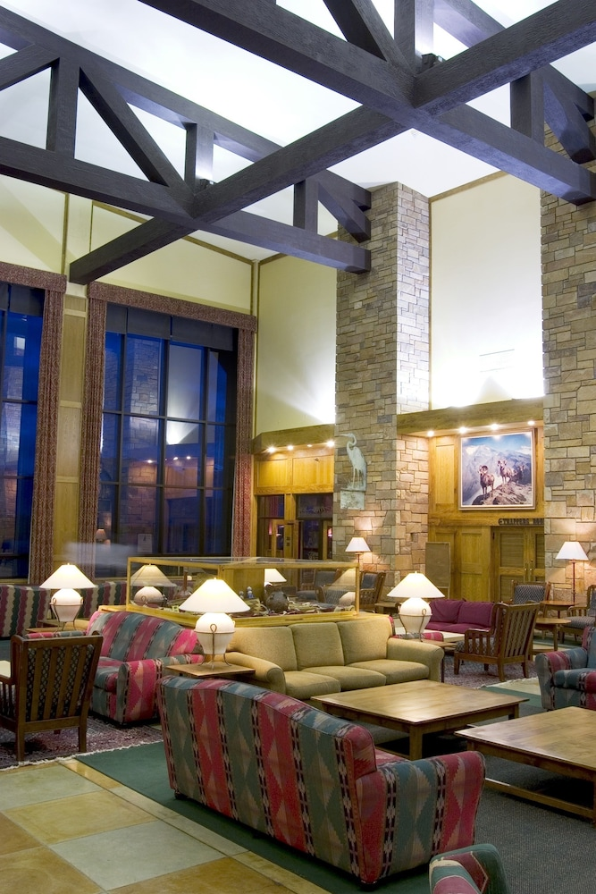 Interior, Jackson Lake Lodge