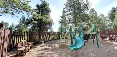 Children's Play Area - Outdoor, Jackson Lake Lodge