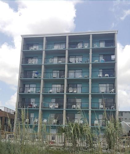 Ocean Plaza Motel In Myrtle Beach, SC