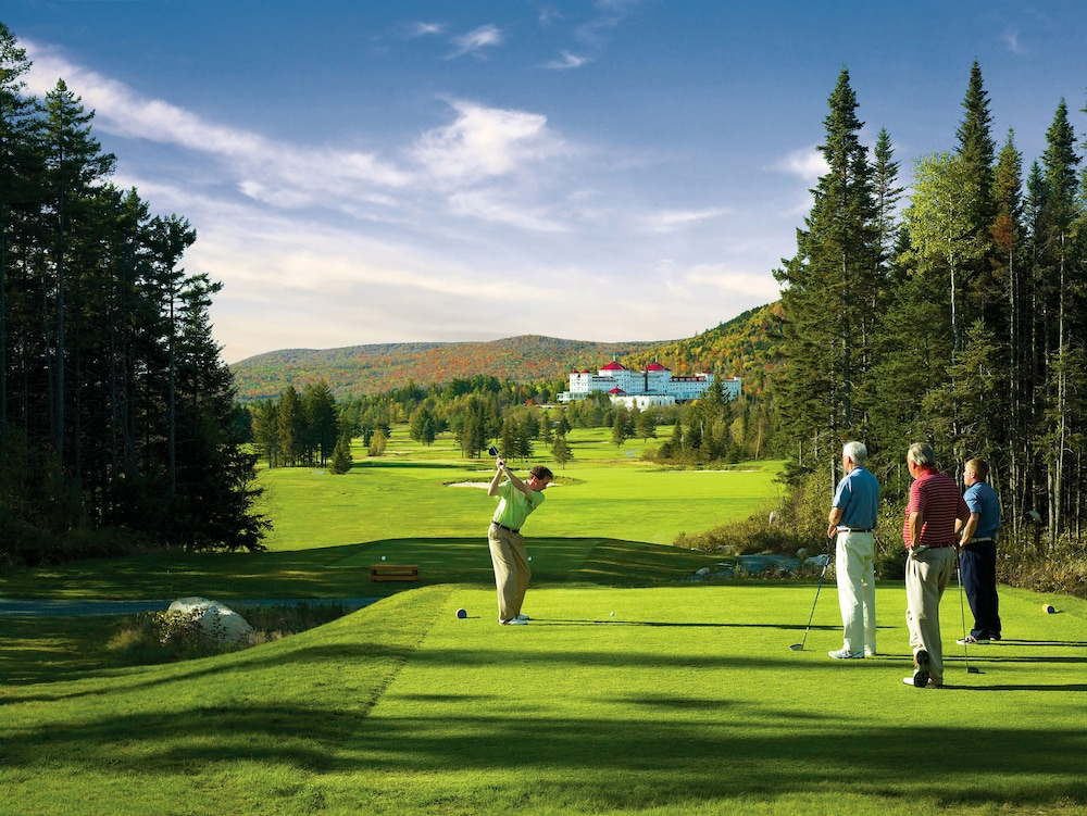 Golf, The Lodge at Bretton Woods