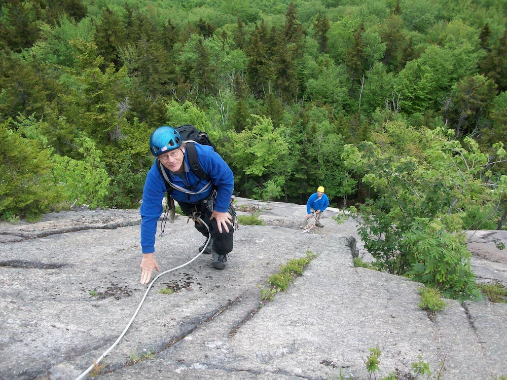 Outdoor Rock Climbing, The Lodge at Bretton Woods