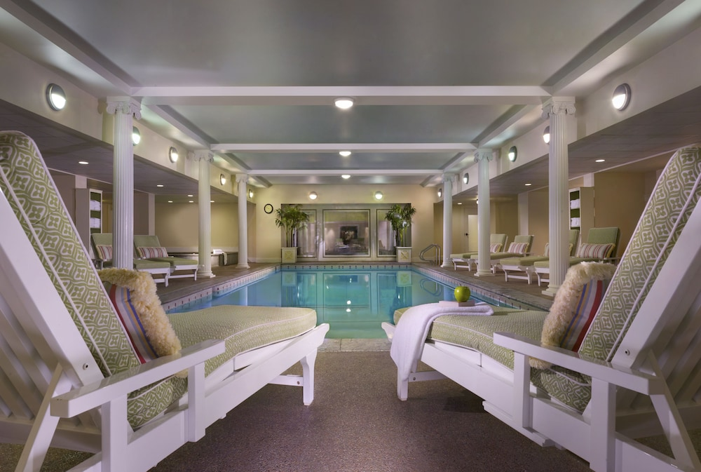 Indoor Pool, The Lodge at Bretton Woods