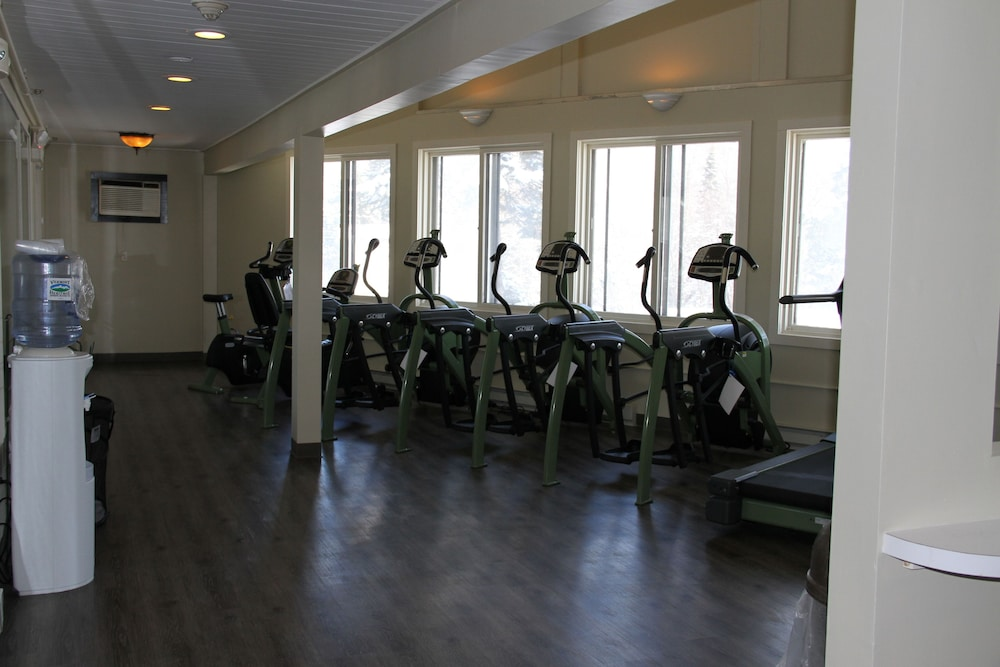 Fitness Facility, The Lodge at Bretton Woods
