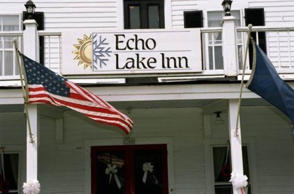 Front of Property, Echo Lake Inn