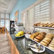 Área do café da manhã